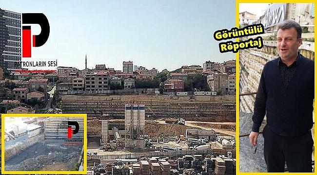 Barsan Fikirtepe İki Yaka Temel Atma Hazırlığı ve Mehmet Vural Röportajı
