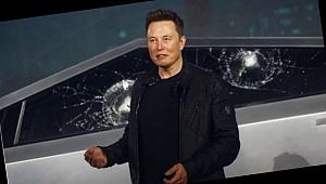 Elon Musk'ı rezil ve 768 milyon dolar zarar ettiren Cybertruck tanıtımı