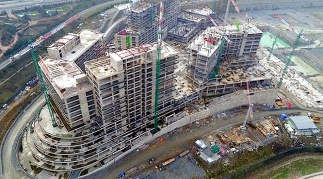 Emlak Konut'tan Kap'a İstanbul Finans Merkezi için 5 müteahhit açıklaması