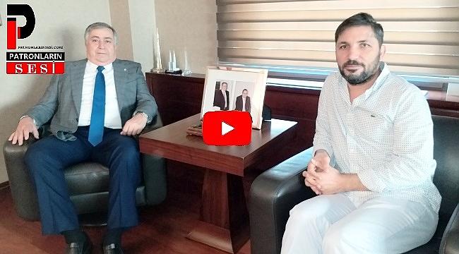 İnder Başkanı ve Teknik Yapı Patronu Nazmi Durbakayım ile Röportaj Yakında!
