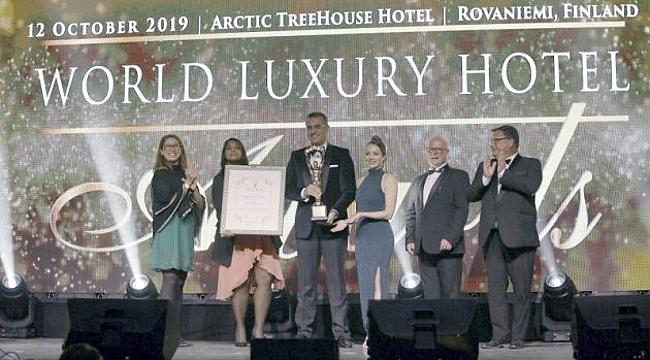 Mandarin Oriental, Bodrum Condé Nast Traveler's 2019 Readers' Choice Awards'ta en iyiler arasında