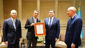 Otokar'dan Kazakistan'a yatırım atağı
