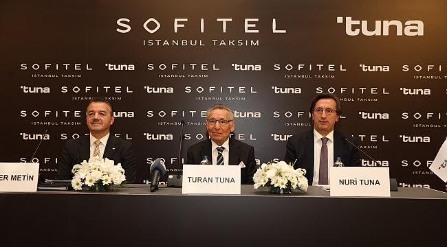 Sofitel İstanbul Taksim, 100 milyon dolar yatırımla kapılarını Turizme açtı