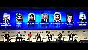 """10. IICEC Konferansında """"Türkiye Enerji Sektörü Liderler"""" Paneli Yapıldı"""