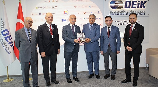 Afganistan'dan Türk iş dünyasına yatırım ve iş birliği çağrısı