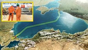 Bakan Dönmez ''TANAP'tan sonra Türk Akım'ını da 8 Ocak'ta açıyoruz''