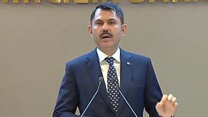 Bakan Kurum'dan, Kanal İstanbul'la ilgili çok tartışılan o sorulara yanıt