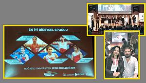 Boğaziçi Üniversitesi Spor Ödülleri 9. kez sahiplerini buldu