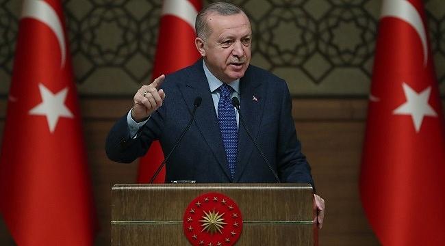 Cumhurbaşkanı Erdoğan'dan 100 Bin Sosyal Konut Konuşması
