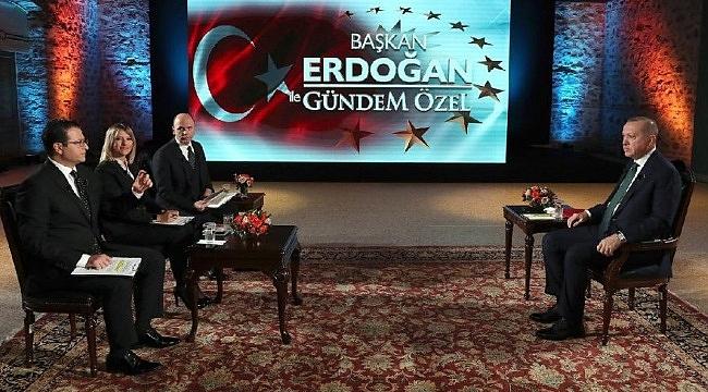 Cumhurbaşkanı Erdoğan'ın o sözleri dünya basınında bomba etkisi yarattı