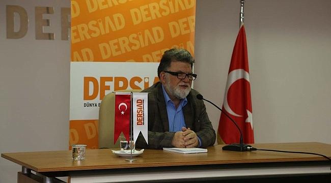 Dersiad'da Emin Üstün ile Faizsiz Ticaret Konuşuldu