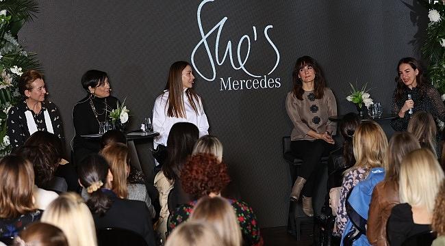 She's Mercedes: Gücünü İlham Veren Kadınlardan Alıyor