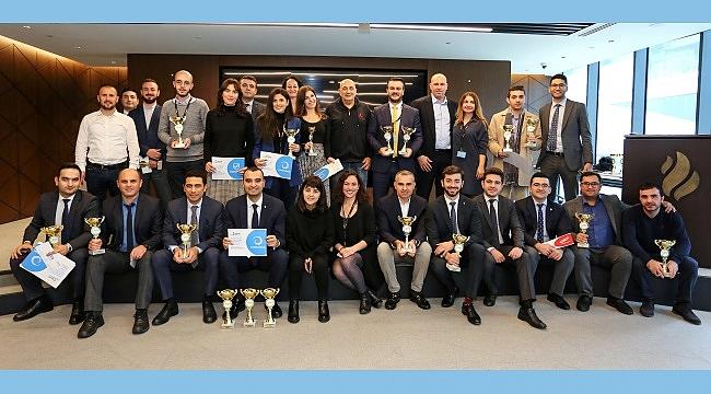 SOCAR Olympics,'Türkiye Değer Katanlar Özel Ödül' töreniyle sona erdi