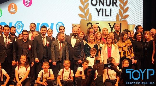 'TOYP - Türkiye'nin 10 Başarılı Genci' ni seçti