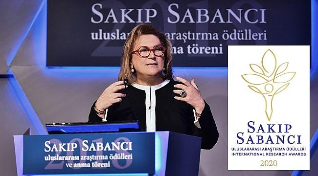 2020 ''Sakıp Sabancı Uluslararası Araştırma Ödülü' başvuru son gün 17 Ocak