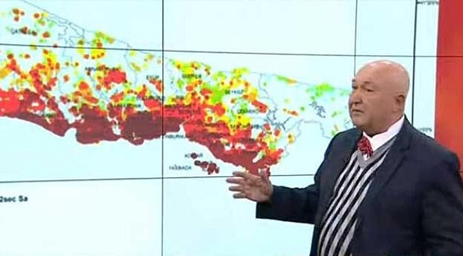 Ahmet Ercan ''4,7'lik deprem büyük depremin habercisi'