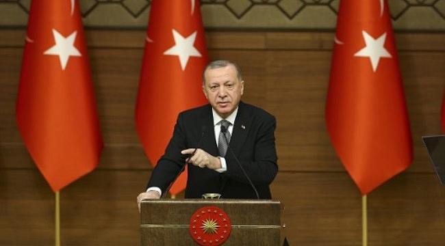 Cumhurbaşkanı Erdoğan, ''kibrit kutusu gibi binalarla bir yere varılamaz!''