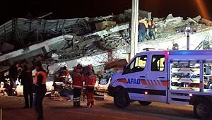 Elazığ'da meydana gelen 6,8 büyüklüğündeki deprem, can kaybı ve hasara yol açtı