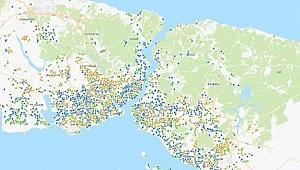 İstanbul'da yeniden belirlenen deprem toplanma alanları açıklandı