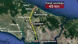 Kanal İstanbul çevresindeki bölgeler değerlenmeye devam ediyor