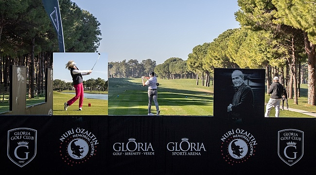 Nuri Özaltın Golf Turnuvası 25 Ocak'ta başlıyor