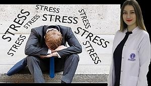 Stresi, adım adım yok edebilirsiniz!