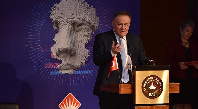 BUEK, Başkanı Enver Yücel,
