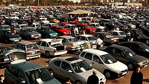 İkinci el otomobil ve hafif ticari araç pazarında rekor, 7.6 milyon satış gerçekleşti