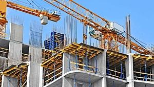 İnşaat sektörü güven endeksi'nde Ocak ayında 16 puan artış
