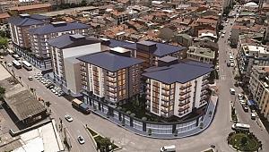 TOKİ'nin Telsiz Mahallesi 'Kentsel Dönüşüm Projesi' Tanıtıldı