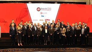 İhracatta başarılı olan 22 firmaya ödül