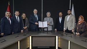 MÜSİAD ve TÜRGEV'den güçbirliği anlaşması
