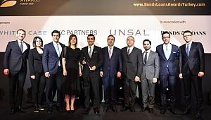 SOCAR Türkiye'de, 2020 Bonds & Loans'dan iki kategoride ödül sevinci