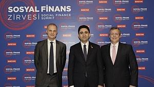 Sosyal finansın dünya liderleri tasarruf için bu zirvede buluştu