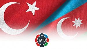 Azerbaycanlı İş Adamları ve TAİB 'den 'Biz Bize Yeteriz Türkiyem' e Destek