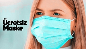 Sağlık Bakanlığı'ndan bedava maske!