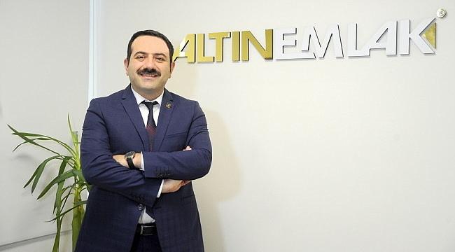 Altın Emlak Mustafa Hakan Özelmacıklı ''Stoklar Bitmeden Acele Edin''