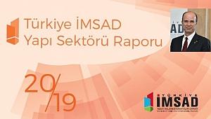 Türkiye İMSAD, İnşaat Malzemeleri Sanayisinin 5 Yıllık 2019 Raporu Yayımlandı