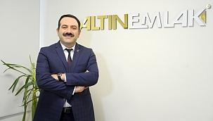 """Mustafa Hakan Özelmacıklı """"Temmuz Ayında 365 Bin 179 Gayrimenkul Satıldı"""""""
