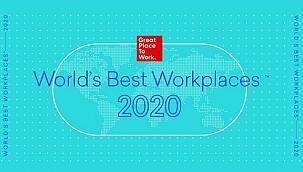 Dünyanın En İyi İşverenleri açıklandı, işte detaylar..