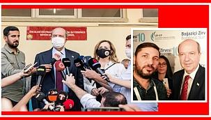FLAŞ HABER.. KKKTC 'nin yeni Cumhurbaşkanı Ersin TATAR