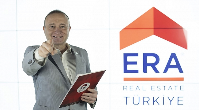 Gayrimenkul sektörü öncülerinden ERA Türkiye'nin başına Alphan Manas geçti!