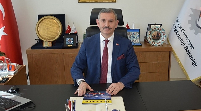 İstanbul Sanayi ve Teknoloji il Müdürü Ümit Ünal'dan istifa