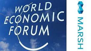MARSH, Dünya Ekonomik Forumu Bölgesel Riskler Raporu 2020 yayınlandı