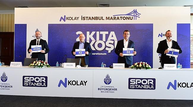 N Kolay 42. İstanbul Maratonu Basın Toplantısı Yoğun Katılımla Gerçekleşti