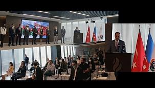 Türkiyede'ki Azerbaycanlı İş Adamları ve Türk İş Adamlarından Ermenistan'a ortak Kınama