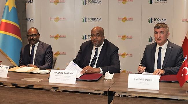 Torkam'dan Kongo'da 100 Bin konut için 7.8 Milyar dolarlık imza