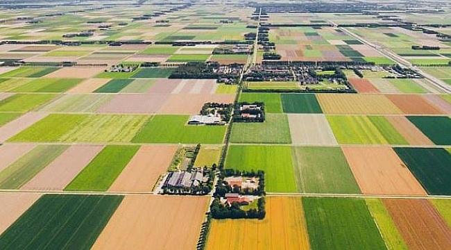 2021 yılı arazi toplulaştırması hakkında flaş düzenleme