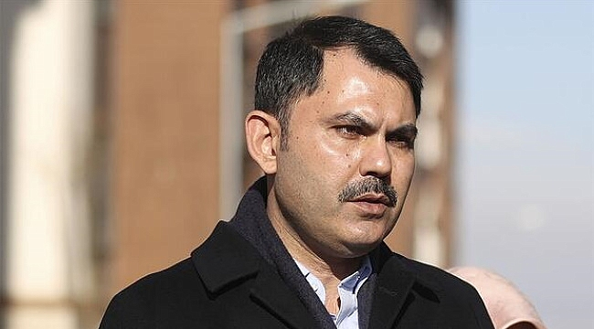 Bakan Kurum ''KDV'nin yüzde 1'e düşürülmesi kentsel dönüşümü hızlandıracak''