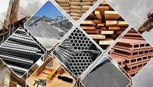 İnşaat malzemeleri sanayi üretimi yüzde 15,8, ihracatı ise yüzde 13 arttı